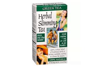 21st Century Herbal Slimming Tea Green