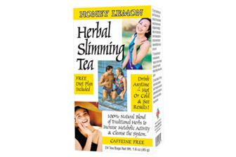 21st Century Herbal Slimming Tea H & L 24's