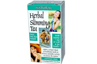 21st Century Herbal Slimming Tea Natural