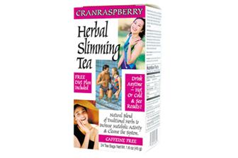 21st Century Herbal SlimmingTea Cranbery