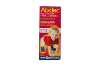 Abidec M/Vit Syrup With Omega 3 150ml