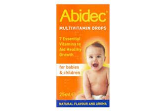 Abidec Multi Vitamin Drops 25ml