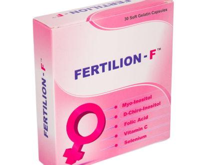 Fertilion-F Tablets 30's