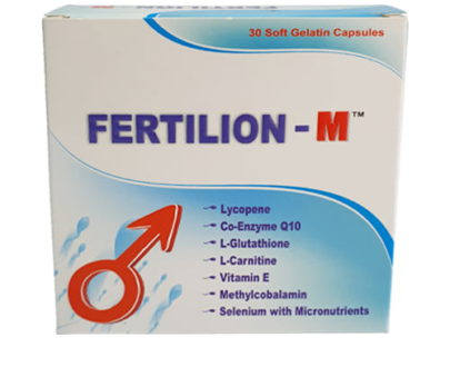 Fertilion-M Gelatin Tablets 30's