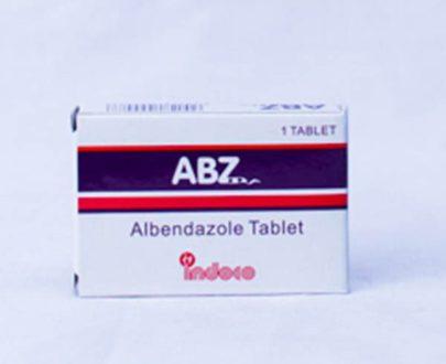 Abz Albedazole Deworming Tabs