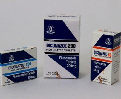 Diconazol Anti-fungal Agent (Fluconazole) 200Mg