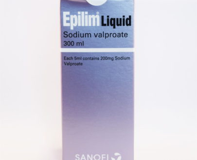 Epilim syrup 5ml/200mg