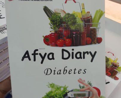 Afya-diary
