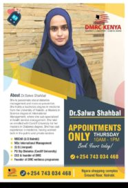 Diabetes specialist